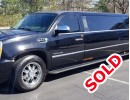 2008, Cadillac Escalade, SUV Stretch Limo, Executive Coach Builders