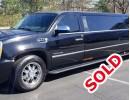 Used 2008 Cadillac Escalade SUV Stretch Limo Executive Coach Builders - COLUMBUS, Ohio - $20,000