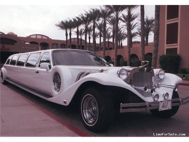 Used 1937 Excalibur Fairlane Sedan Stretch Limo  - Phoenix, Arizona  - $35,900