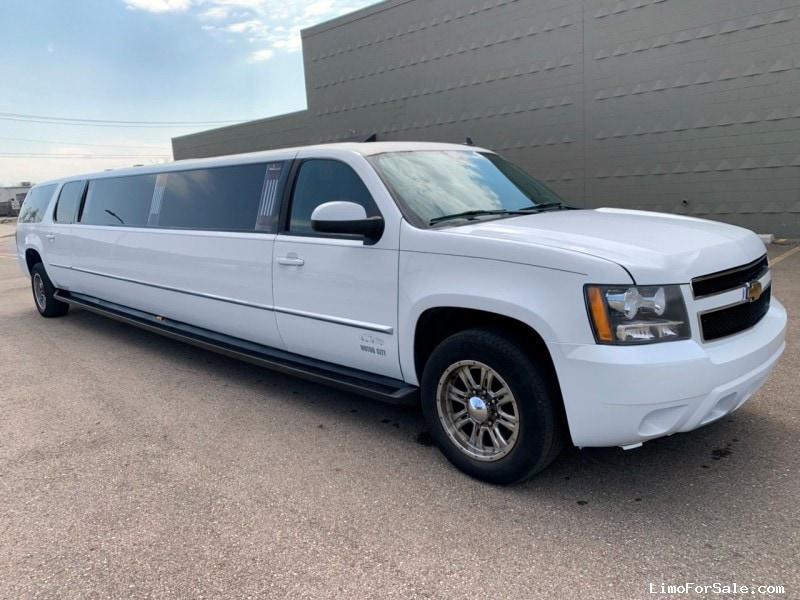 Used 2011 Chevrolet Suburban SUV Stretch Limo Executive Coach Builders - Livonia, Michigan - $32,000
