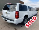 Used 2011 Chevrolet Suburban SUV Stretch Limo Executive Coach Builders - Livonia, Michigan - $24,500