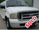 2005, Ford Excursion, SUV Stretch Limo, DaBryan