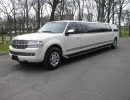 2008, Lincoln, SUV Stretch Limo, Executive Coach Builders