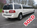 Used 2008 Lincoln SUV Stretch Limo Executive Coach Builders - $37,950