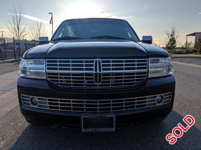 Used 2009 Lincoln SUV Stretch Limo Krystal - Mount Vernon, Washington - $29,999