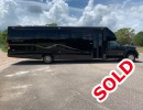 2015, Ford, Mini Bus Shuttle / Tour, Executive Coach Builders