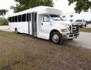 Used 2011 Ford F-650 Mini Bus Shuttle / Tour Starcraft Bus - Ft Myers, Florida