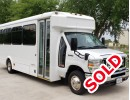 2015, Ford, Mini Bus Shuttle / Tour, Glaval Bus