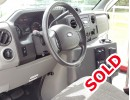 Used 2015 Ford Mini Bus Shuttle / Tour Glaval Bus - Cypress, Texas - $26,000