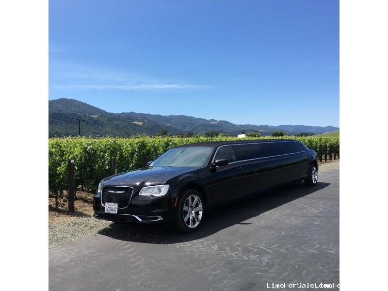 Used 2015 Chrysler Sedan Stretch Limo Limos by Moonlight - SAN FRANCISCO, California - $32,000