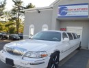 2003, Lincoln, Sedan Stretch Limo