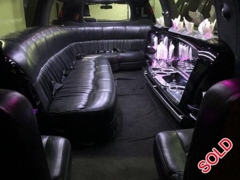 Used 2008 Ford SUV Limo Krystal - Vacaville, California - $17,500