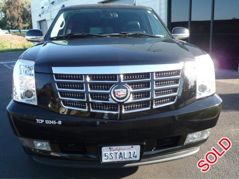 Used 2008 Cadillac SUV Stretch Limo Krystal - Vacaville, California - $21,500