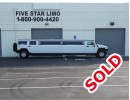 Used 2008 Hummer SUV Stretch Limo Krystal - Vacaville, California - $43,000