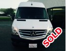 Used 2015 Mercedes-Benz Van Limo Grech Motors - Vacaville, California - $70,000