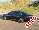 Used 2017 Lincoln Sedan Limo  - Phoenix, Arizona  - $22,000