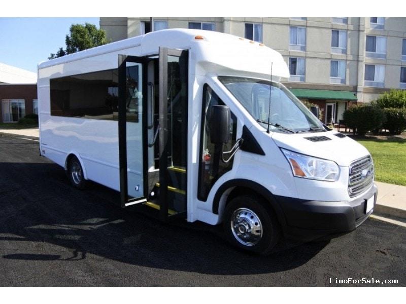 New 2019 Ford Van Shuttle / Tour Starcraft Bus - Kankakee, Illinois - $65,500