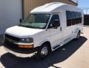 2009, Chevrolet, Van Shuttle / Tour, Turtle Top
