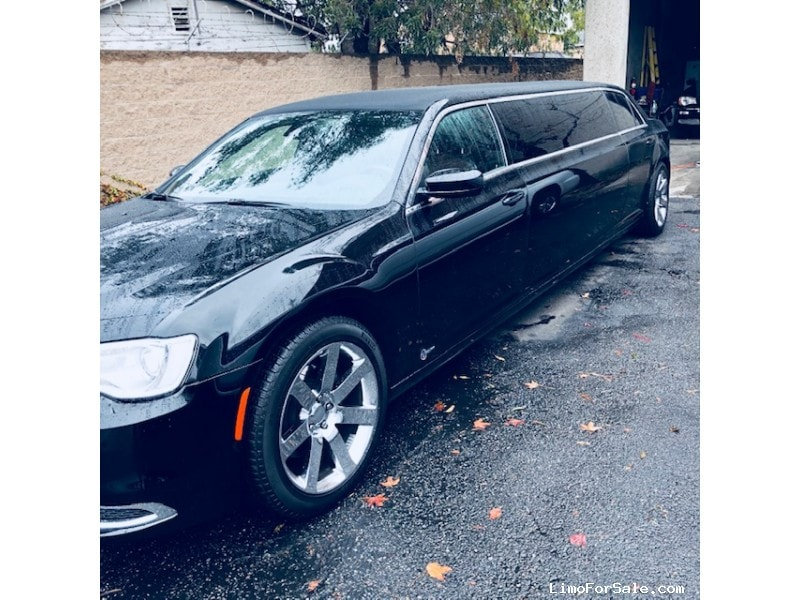 Used 2016 Chrysler Sedan Stretch Limo Specialty Conversions - Anaheim, California - $38,000