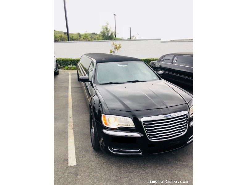 Used 2013 Chrysler Sedan Stretch Limo Tiffany Coachworks - Anaheim, California - $32,000
