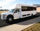 New 2018 Ford F-550 Mini Bus Shuttle / Tour Starcraft Bus - Kankakee, Illinois - $99,990