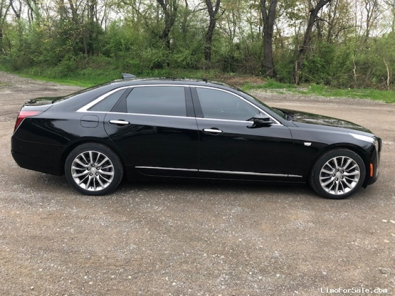 Used 2018 Cadillac Sedan Limo  - Cranberry Twp, Pennsylvania - $44,900