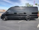 2016, Mercedes-Benz Sprinter, Van Limo, California Coach