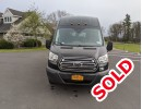 Used 2015 Ford Transit Van Shuttle / Tour Ford - Ithaca, New York    - $28,500