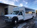 2005, Ford F-550, Mini Bus Shuttle / Tour, Krystal