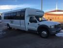 Used 2005 Ford F-550 Mini Bus Shuttle / Tour Krystal - Galveston, Texas - $19,500