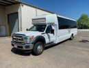 2014, Ford F-550, Mini Bus Shuttle / Tour, Krystal