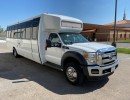 Used 2014 Ford F-550 Mini Bus Shuttle / Tour Krystal - Galveston, Texas - $56,500