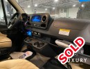 New 2019 Mercedes-Benz Sprinter Van Limo Midwest Automotive Designs - Scottsdale, Arizona  - $168,799