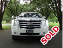 Used 2016 Cadillac Escalade SUV Stretch Limo Pinnacle Limousine Manufacturing - CHARLOTTE, North Carolina    - $79,900