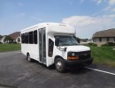 2017, Chevrolet G3500, Mini Bus Shuttle / Tour, StarTrans
