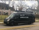 2018, Mercedes-Benz Sprinter, Van Limo, Midwest Automotive Designs