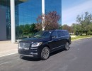 2018, Lincoln Navigator L, SUV Limo, First Class Customs