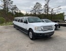 2007, Ford Expedition EL, SUV Stretch Limo, Executive Coach Builders