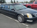 2007, Cadillac DTS, Sedan Stretch Limo, DaBryan