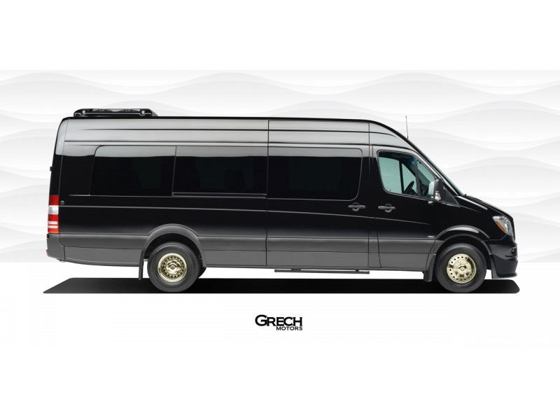 Used 2020 Mercedes-Benz Sprinter Van Limo Grech Motors - Vacaville, California - $92,500