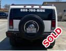 Used 2007 Hummer H2 SUV Stretch Limo Krystal - Buena Park, California - $30,000
