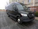 2019, Mercedes-Benz Sprinter, Van Shuttle / Tour, Battisti Customs