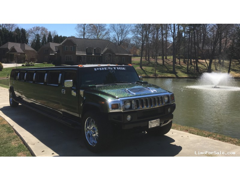 Used 2003 Hummer H3 SUV Stretch Limo  - Advance - $40,000