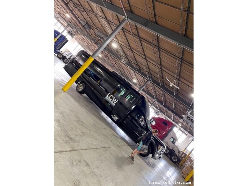 Used 2019 Ford F-550 Mini Bus Shuttle / Tour Grech Motors - CHICAGO, Illinois