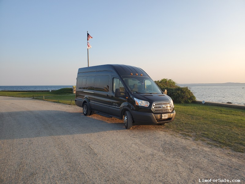 Used 2016 Ford Transit Van Shuttle / Tour Ford - South Paris, Maine - $30,000