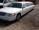 2005, Mercury Grand Marquis, Sedan Stretch Limo, Great Lakes Coach