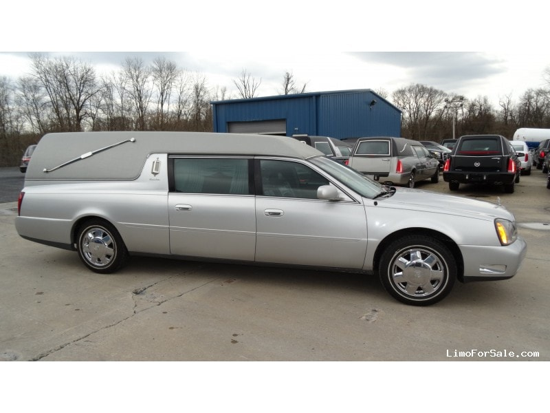 Used 2000 Cadillac De Ville Funeral Hearse Accubuilt ...