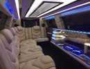 2015, Jeep Grand Cherokee, SUV Stretch Limo, American Limousine Sales