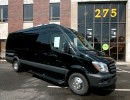 2015, Mercedes-Benz Sprinter, Van Executive Shuttle, HQ Custom Design