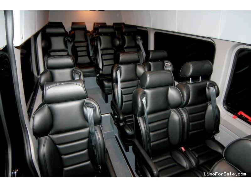 New 2015 mercedes benz sprinter van shuttle tour hq for 2015 mercedes benz sprinter passenger van